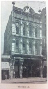 climax saloon nashville 1905